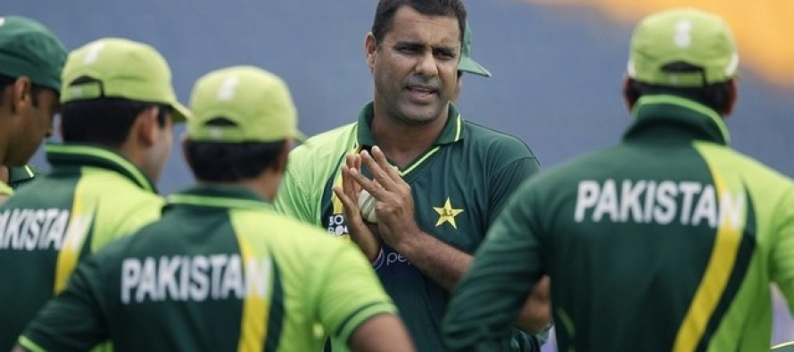 Pakistan cricketers express their gratitude for Waqar Younis