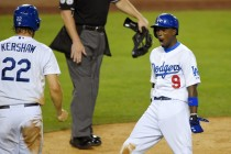 Dodgers romp to historic opening day victory
