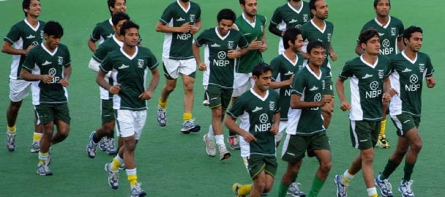 PHF decides to depend more on new players
