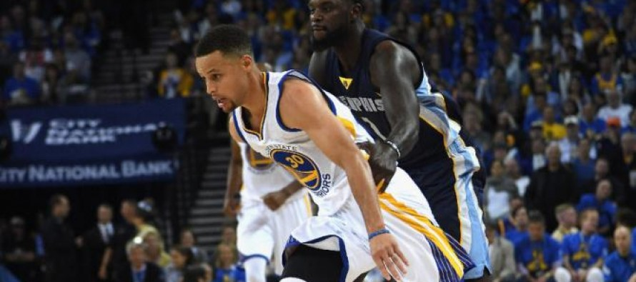 Warriors romp to record 73rd victory