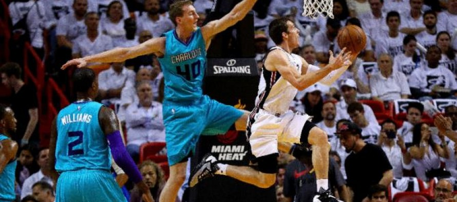 Miami shooters bring heat for 2nd straight playoff game