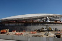 Eleven dead in Rio Olympics construction over three years: official