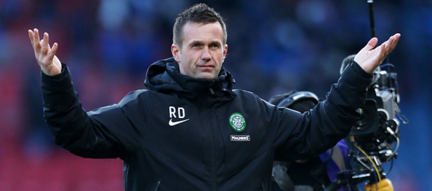 Deila to step down as Celtic manager