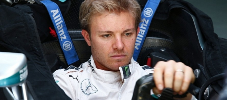 Rosberg sets the pace in Bahrain practice