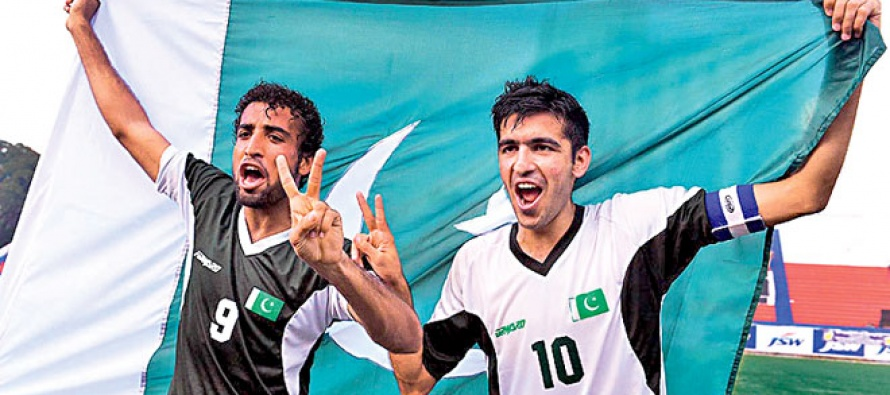 Pakistan can participate in low-ranked teams announced by AFC