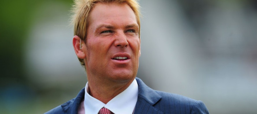 Warne denies news of India coaching role
