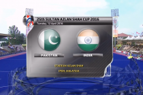 Live: Arch rivals Pakistan and India face off at Ipoh