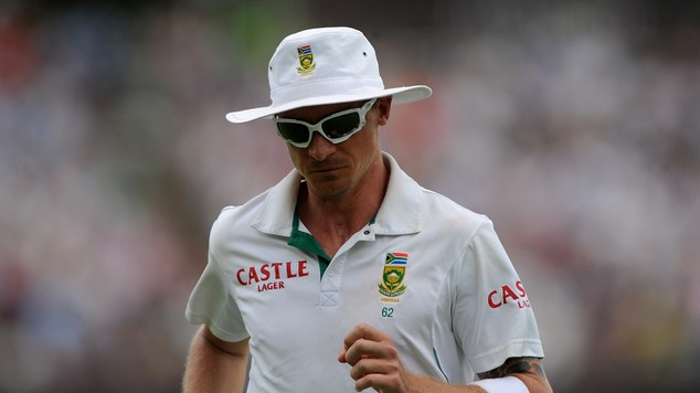 Dale Steyn is the world's highest-ranked bowler