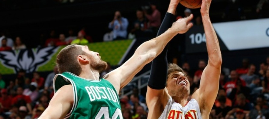 Atlanta Hawks batter sorry Celtics