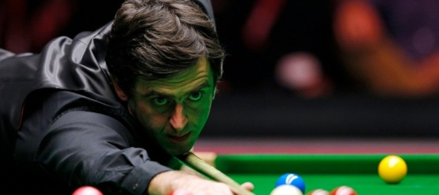 O'Sullivan in trouble, Ding holds upper hand over Trump