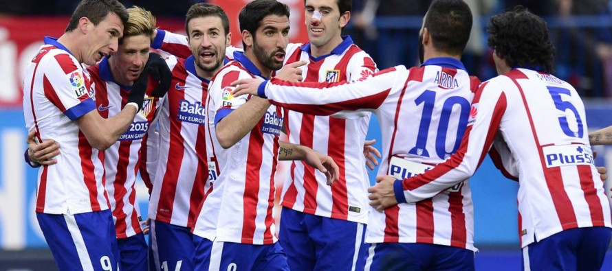 Attack-minded Atletico target Barca away goal