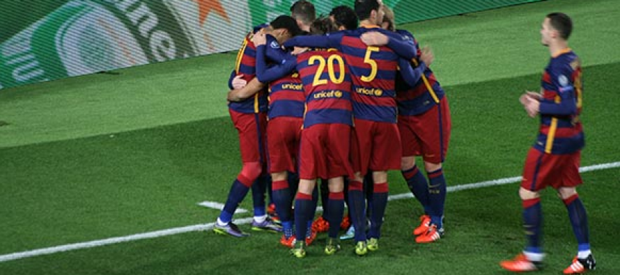 Barcelona used to this pressure, says Luis Enrique