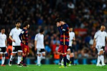 Barca suffer third consecutive defeat in La Liga
