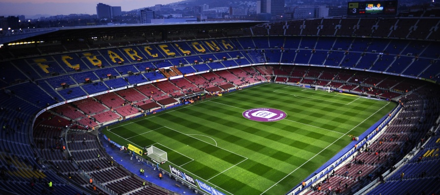 Barca present plans for open, increased capacity Camp Nou
