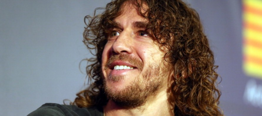 Puyol shows confidence in Barcelona