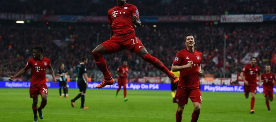 Bayern jet off to begin 'Mission Milan'