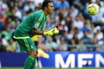 Keylor Navas sets up clean sheet record for Real Madrid
