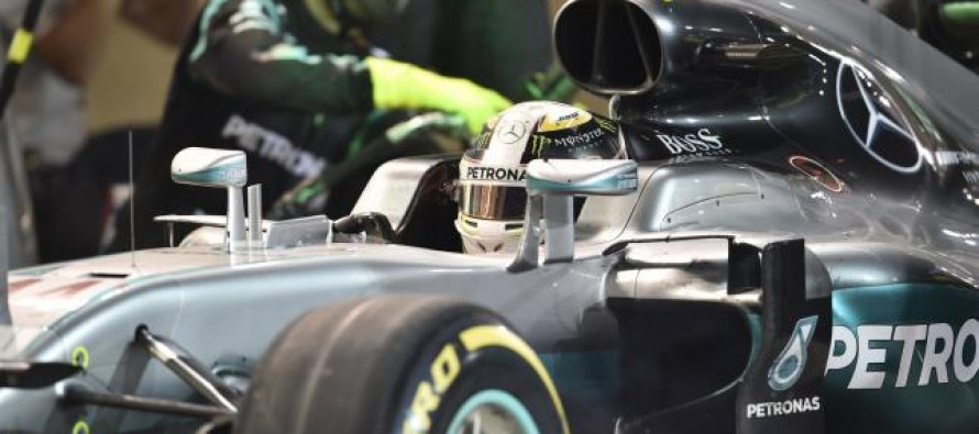 Hamilton gets five-place grid penalty in China