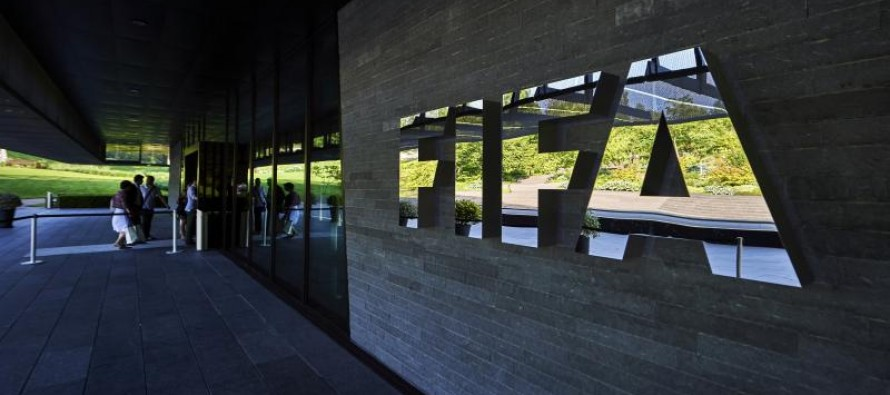 World Cup stadiums were not our 'problem', admits FIFA