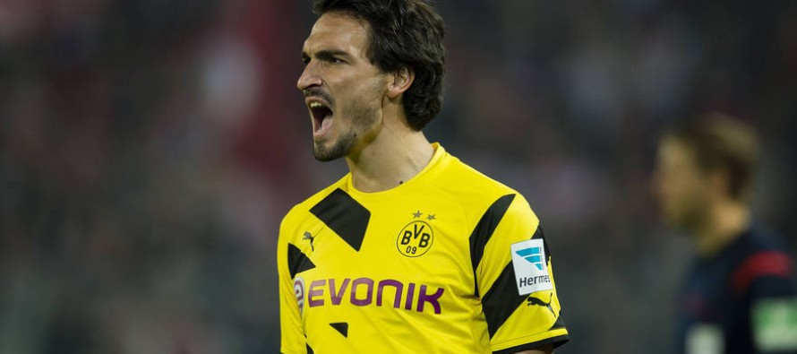 Bayern confirm negotiations with Hummels