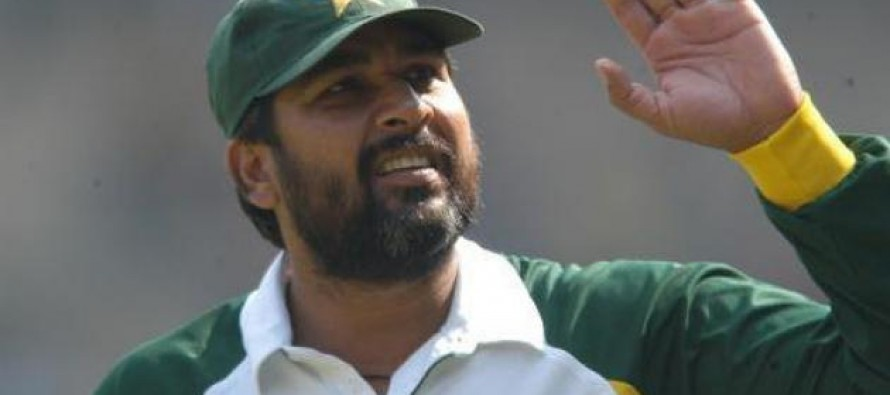 Chief selector Inzamam says he'll follow his predecessor's strategy