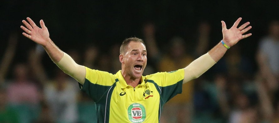 Australia's Hastings out of Windies tour