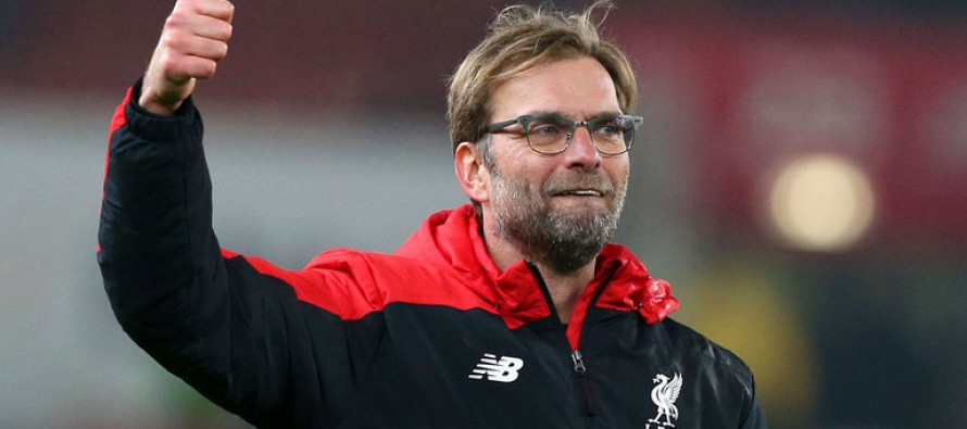 Klopp lifts spirits but yet to revive Liverpool fortunes