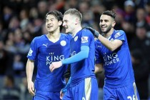 Leicester one win away from 'incredible' title triumph
