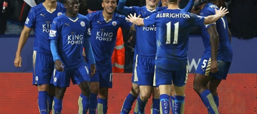 Leicester holds its breath for footballing miracle