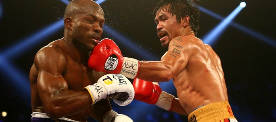 Philippines celebrates Pacquiao's bitter-sweet final victory
