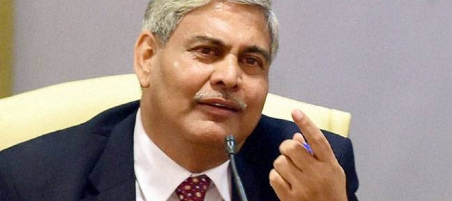 Shashank Manohar may become Chairman ICC and step down as BCCI Chief