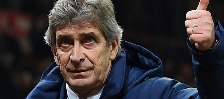 Real showdown not personal for Pellegrini