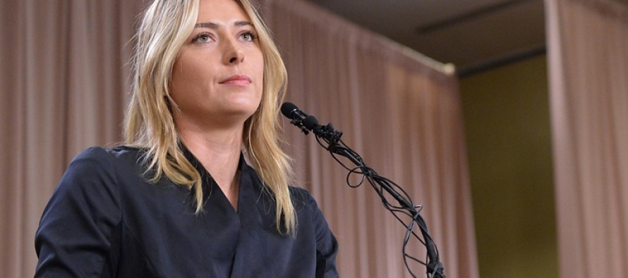Sharapova still faces meldonium hearing, says ITF