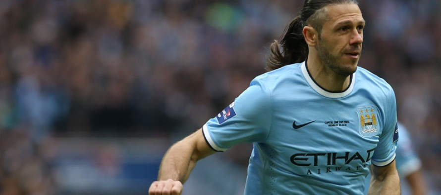 Man City's Demichelis accepts FA betting charge