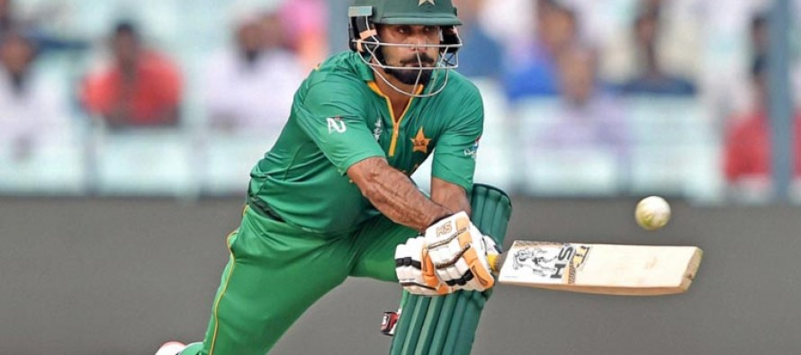 """""""All of us failed at the World T20"""", says Hafeez"""
