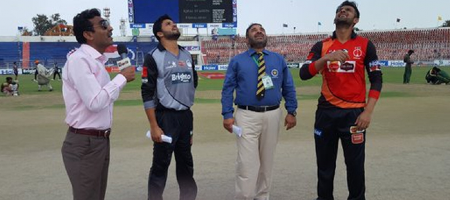 Balochistan wins the opening game of Pakistan Cup