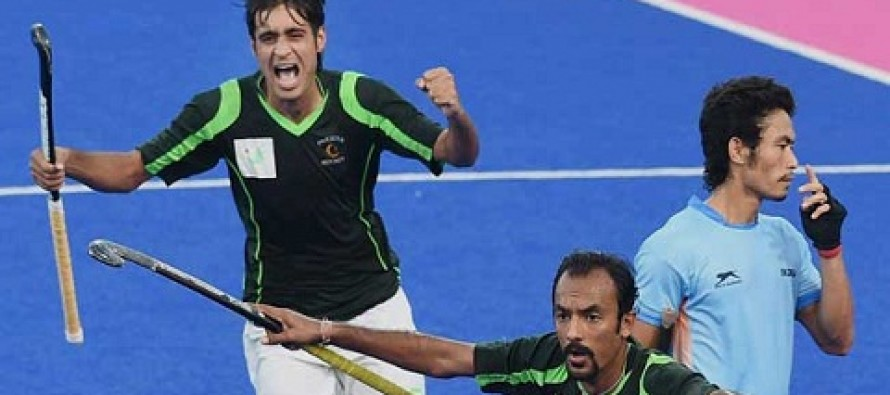 Pakistan finishes Azlan Shah campaign on a winning note