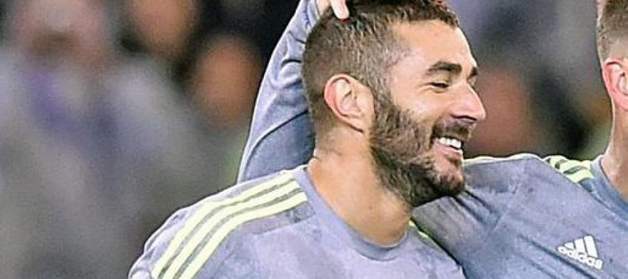 Benzema suffers hamstring strain, doubt for City return