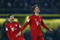 Bayern see off Benfica to reach semis