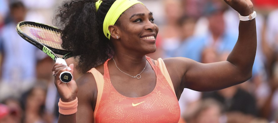 """""""I'm still going and doing the best that I can,"""" says Serena Williams"""