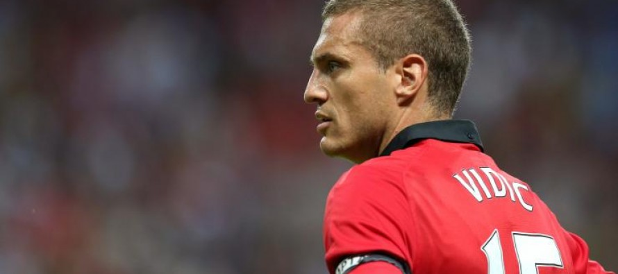 Man United's youngsters need a leader in defence – Vidic