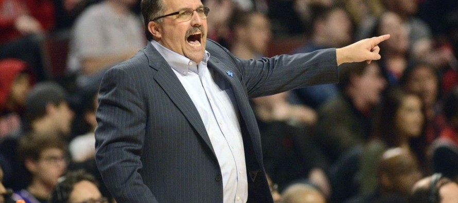 Pistons coach fined for LeBron comments