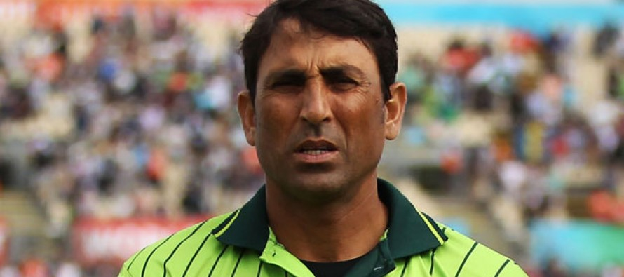 PCB issues Younis Khan a show cause notice after his apology