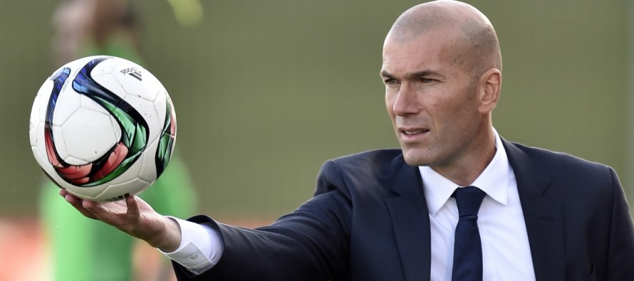 Being Clasico underdogs no problem for Real, says Zidane