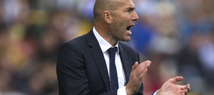 'Positive' Zidane seeks patience in Madrid recovery mission