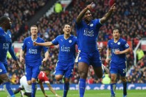 Celebratory lunch for Leicester heroes