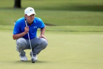 Spieth shines, Crane leads at Byron Nelson event
