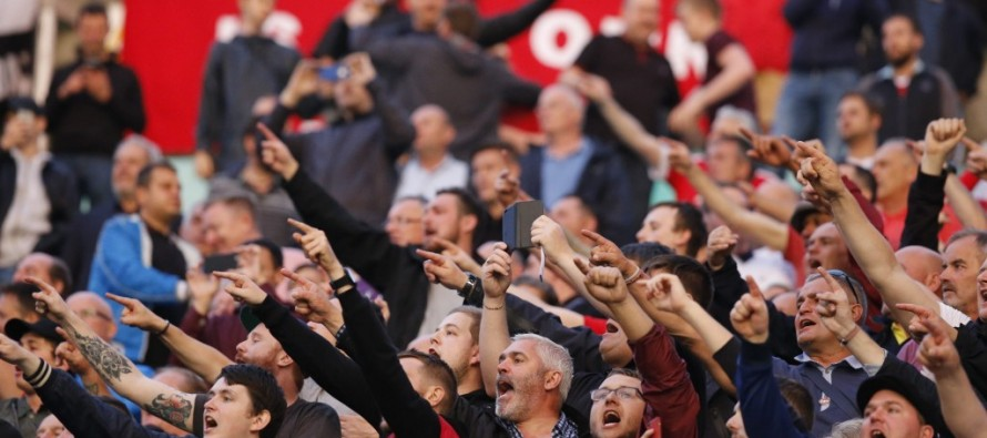 Fans express anger on return to Old Trafford