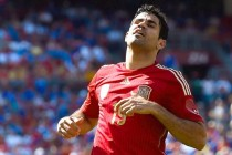Diego Costa omitted from Spain Euro 2016 squad