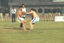 Asian Kabaddi Cup final between arch rivals Pakistan and India